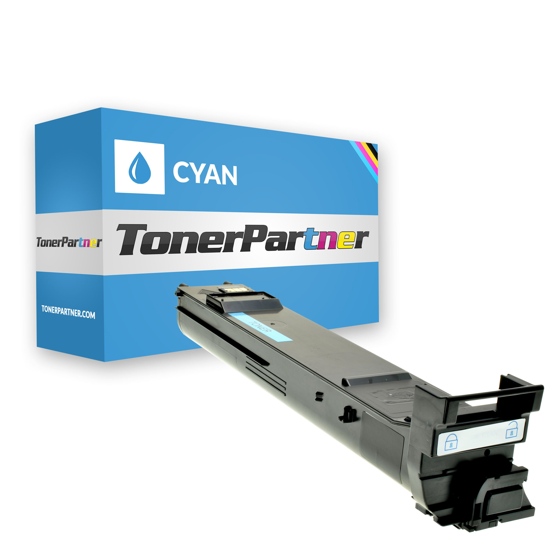 Kompatibel zu Develop A0DK4D3 / TN318C Toner cyan
