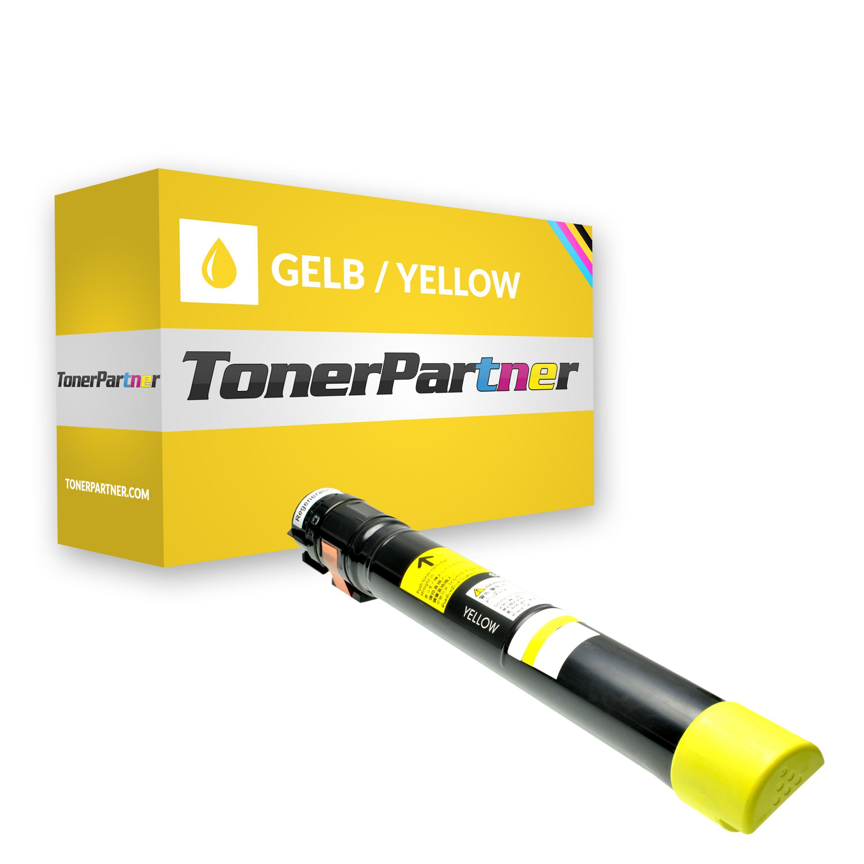 Kompatibel zu Lexmark C950X2YG Toner Gelb
