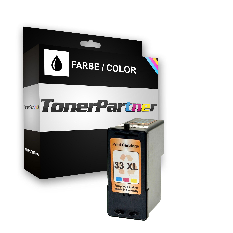 Kompatibel zu Lexmark 018CX033E / NO 33HC Tintenpatrone Color
