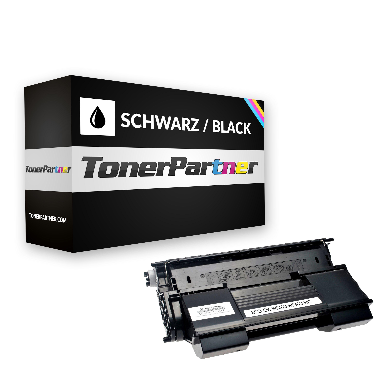 Kompatibel zu OKI 09004078 Toner schwarz