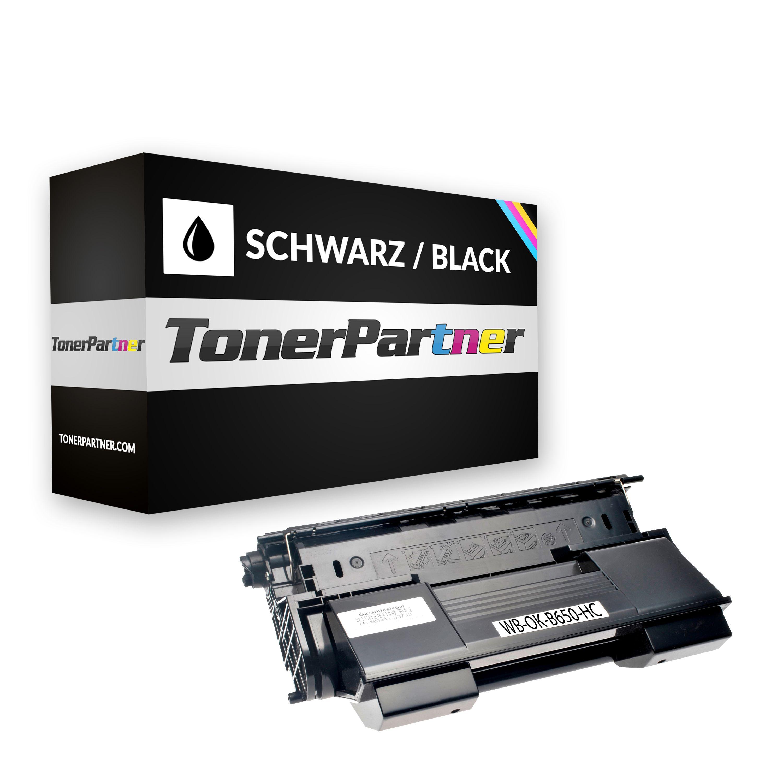Kompatibel zu OKI 09004462 Toner schwarz
