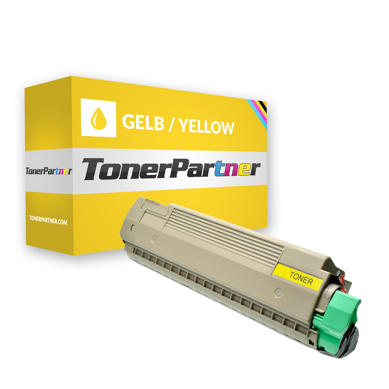 Kompatibel zu OKI 44059105 Toner gelb