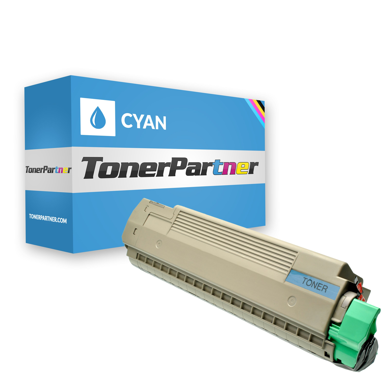 Kompatibel zu OKI 44059107 Toner cyan