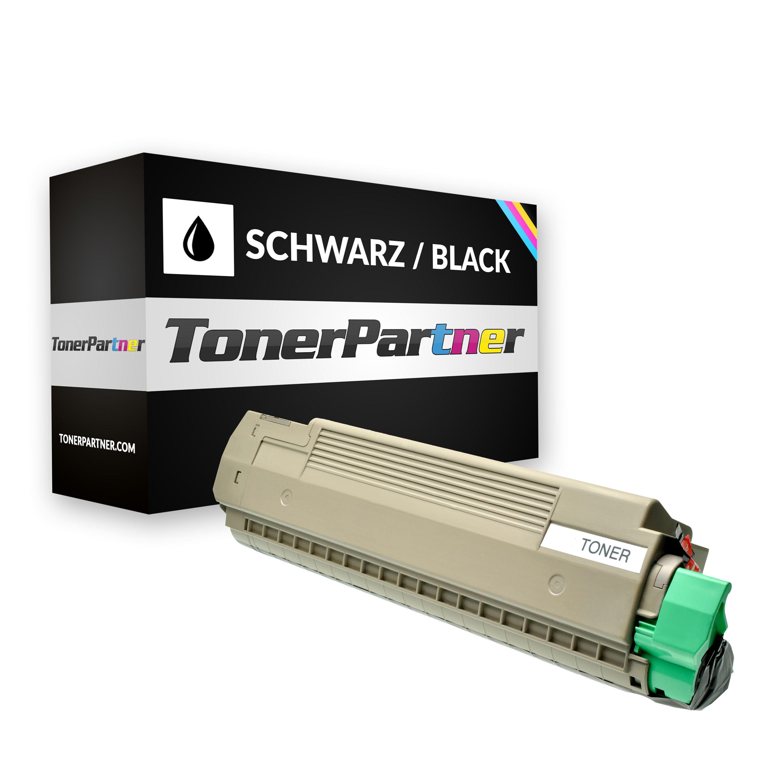 Kompatibel zu OKI 44059108 Toner schwarz