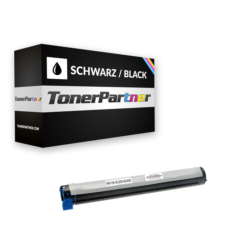 Kompatibel zu OKI 43640302 / B2200 Toner schwarz