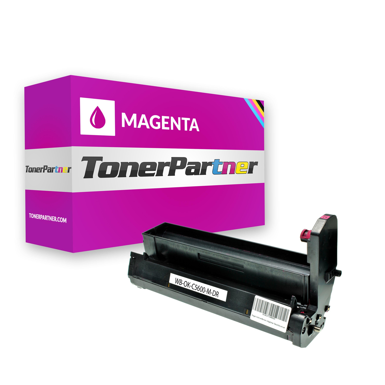 Kompatibel zu OKI 43870006 / C5650 Trommel magenta