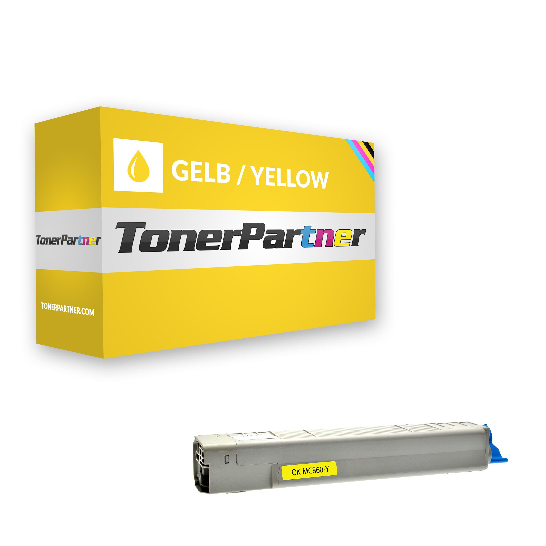 Kompatibel zu OKI 44059209 Toner gelb