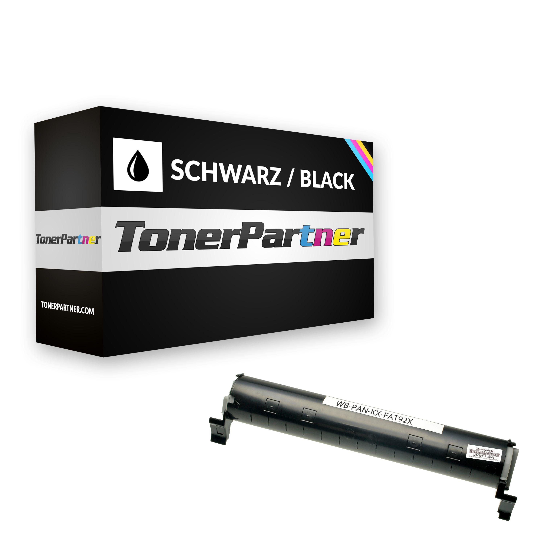 Kompatibel zu Panasonic KX-FAT92X Toner schwarz