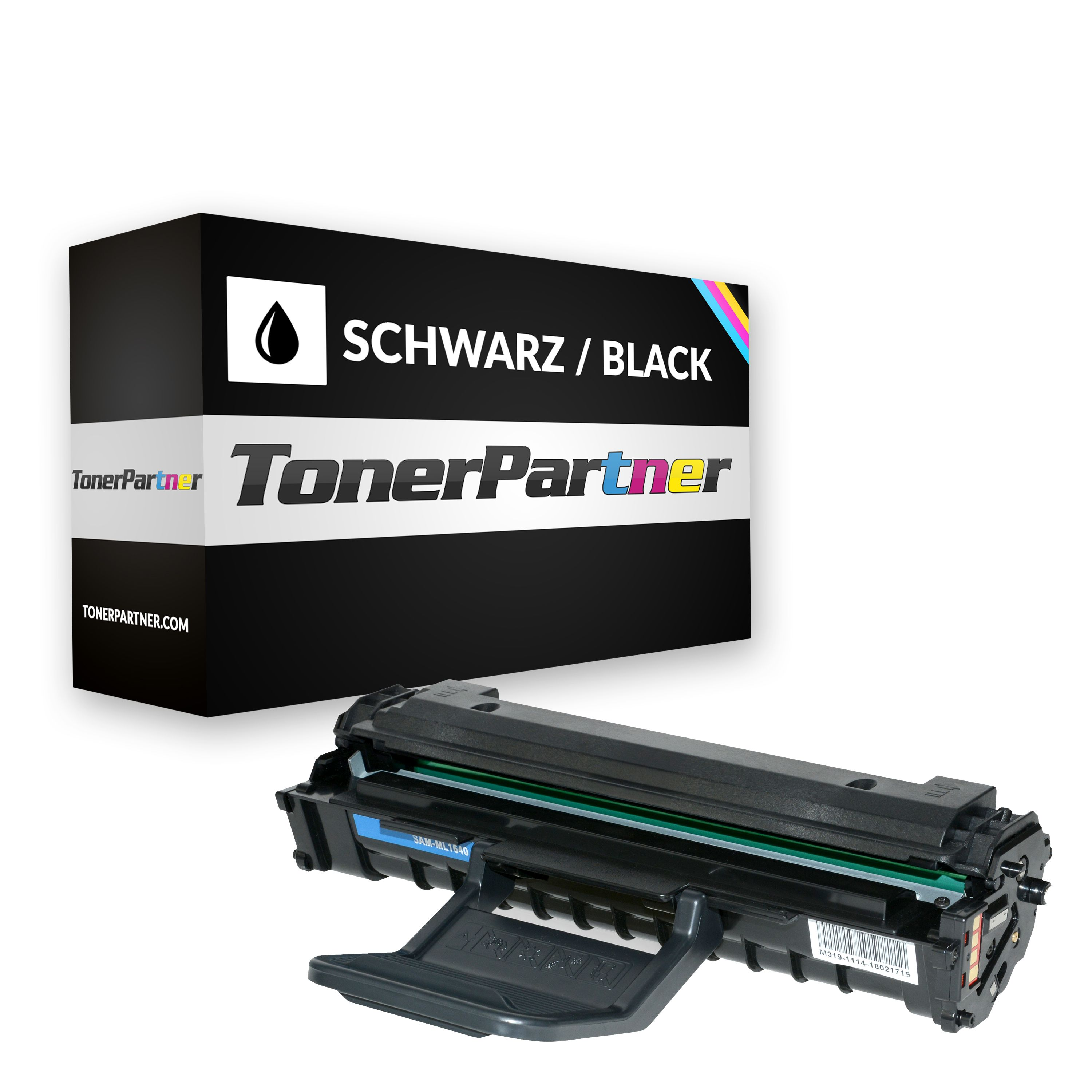 Compatible to Samsung MLTD1082SELS / 1082S Toner black