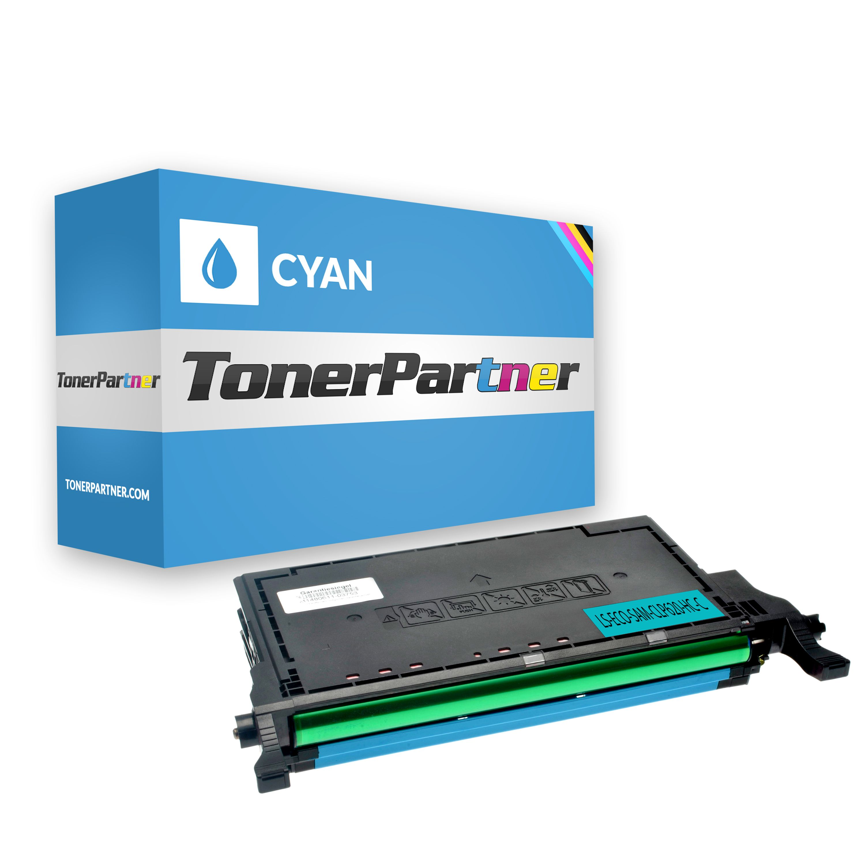 Compatible to Samsung CLTC5082LELS / C5082L Toner cyan
