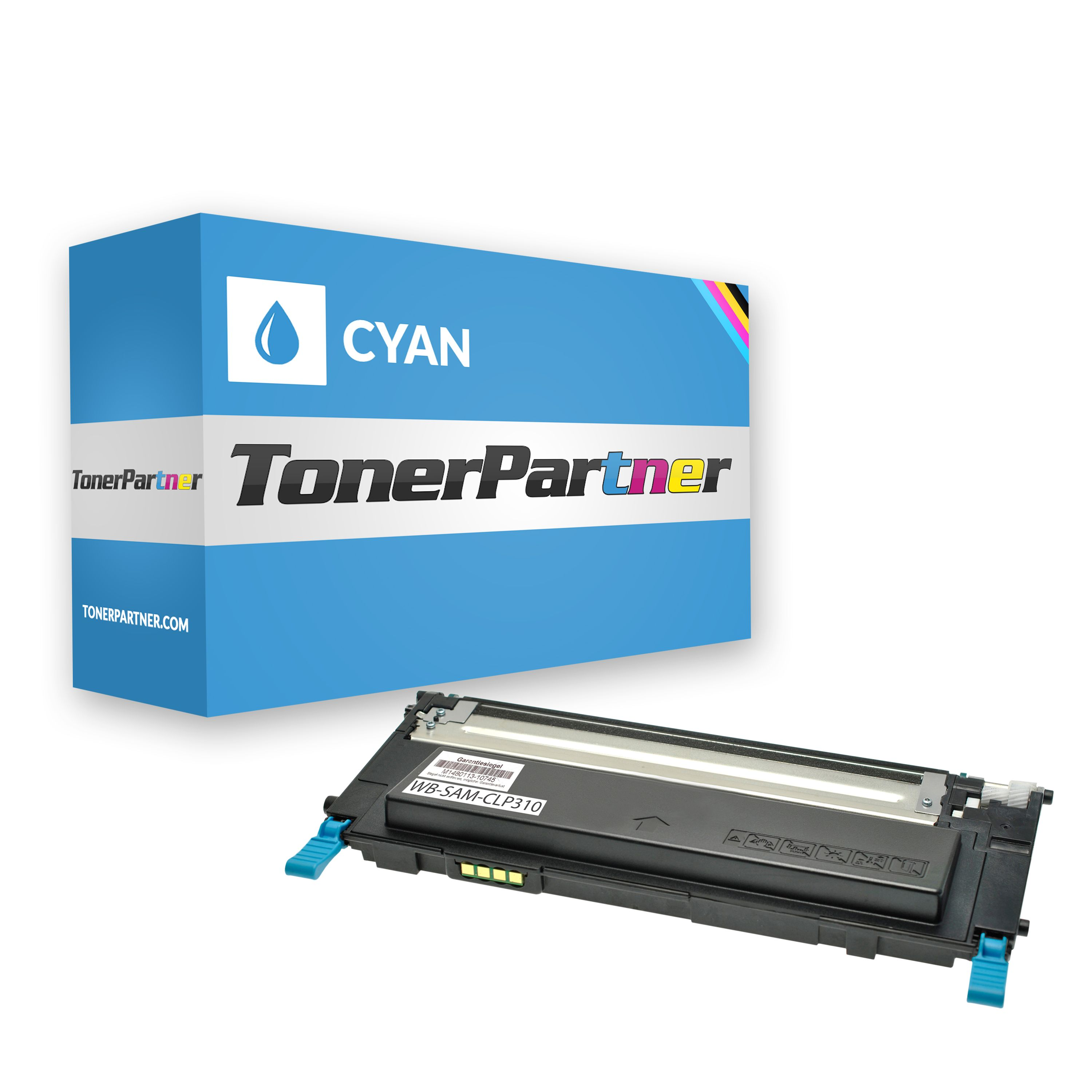 Compatible to Samsung CLTC4092SELS / C4092S Toner cyan XXL