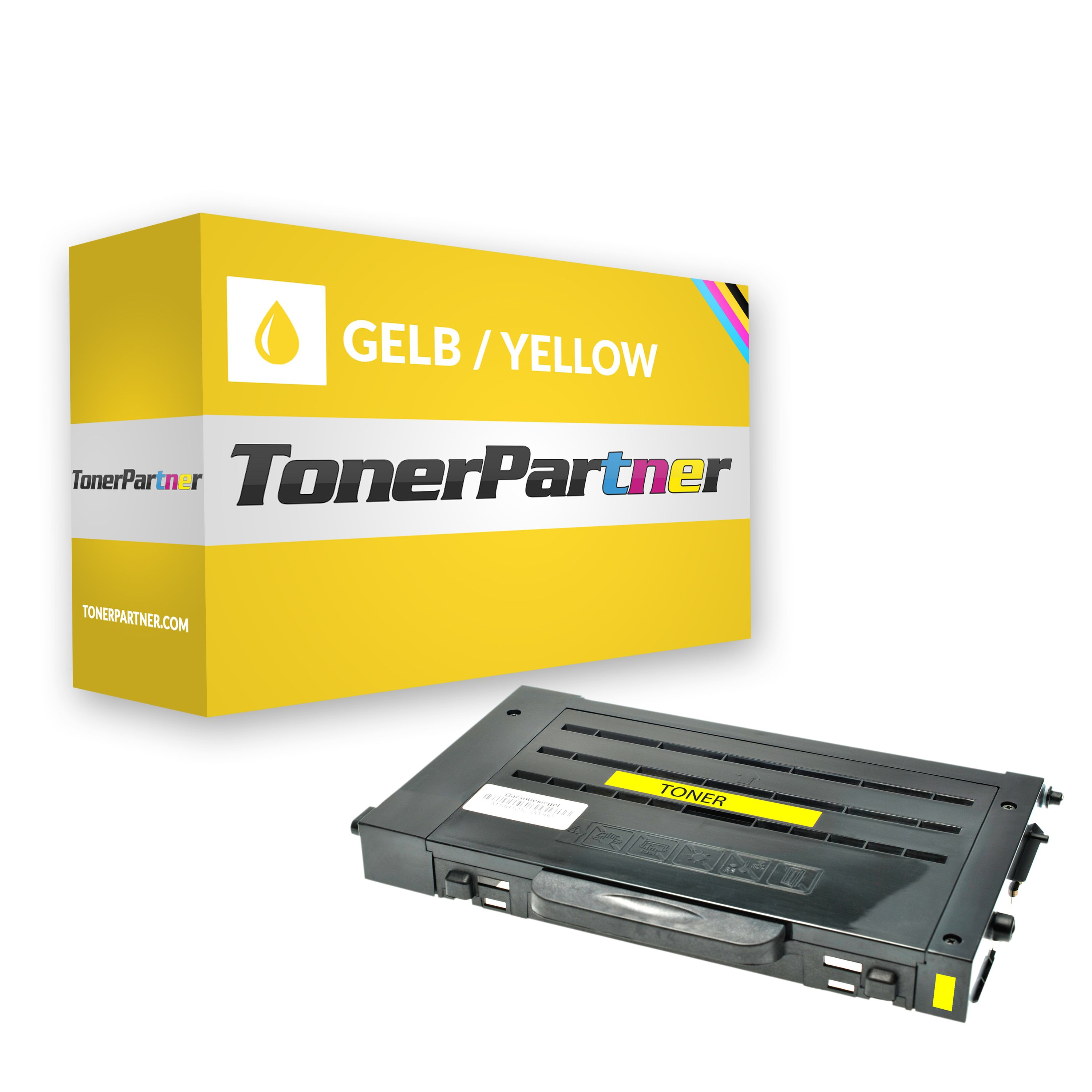 Compatible to Samsung CLP510D5YELS Toner yellow