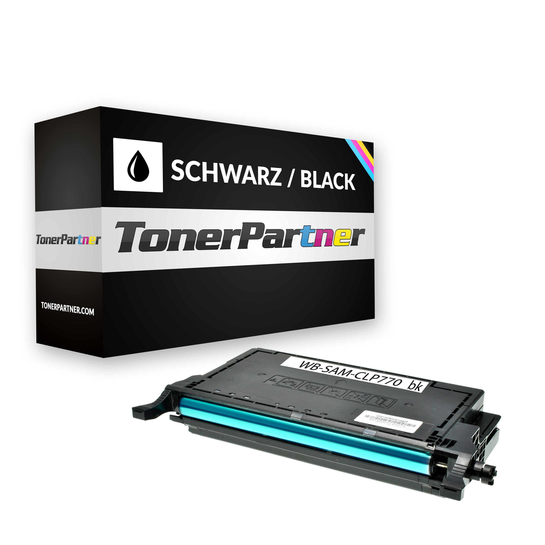 Kompatibel zu Samsung CLT-K6092S Toner schwarz