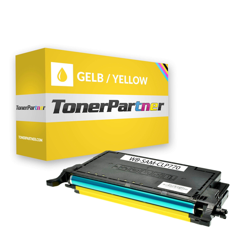 Kompatibel zu Samsung CLT-Y6092S Toner gelb