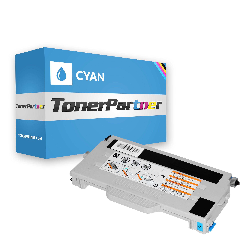 Kompatibel zu Tally Genicom 043336 Toner cyan
