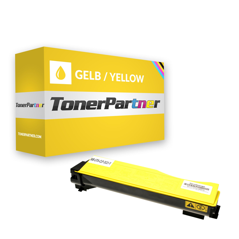 Kompatibel zu Utax 4452110016 Toner gelb