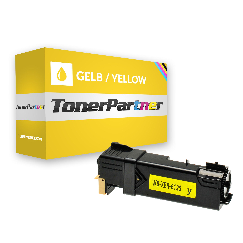 Kompatibel zu Xerox 106R01333 Toner gelb