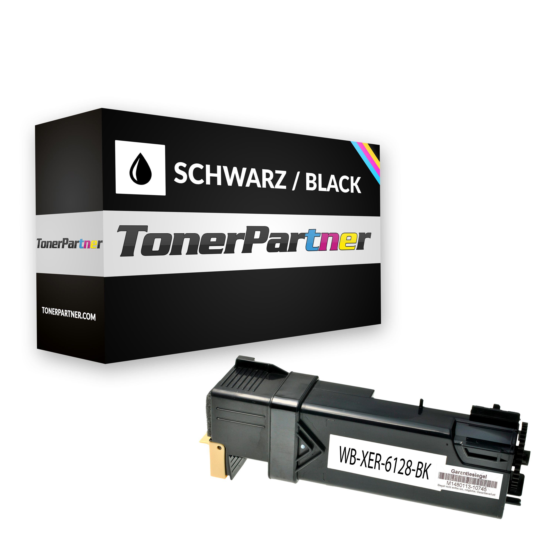 Kompatibel zu Xerox 106R01455 / Phaser 6128 Toner Schwarz