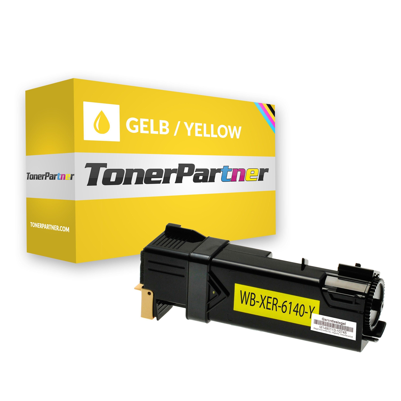 Kompatibel zu Xerox 106R01479 / Phaser 6140 Toner gelb