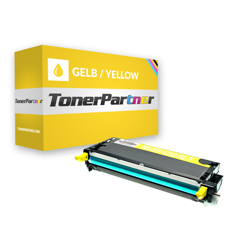 Kompatibel zu Xerox 106R01394 Toner gelb