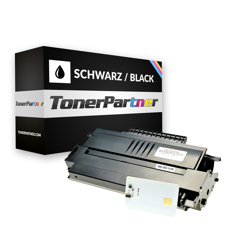 Kompatibel zu Xerox 106R01379 Toner schwarz