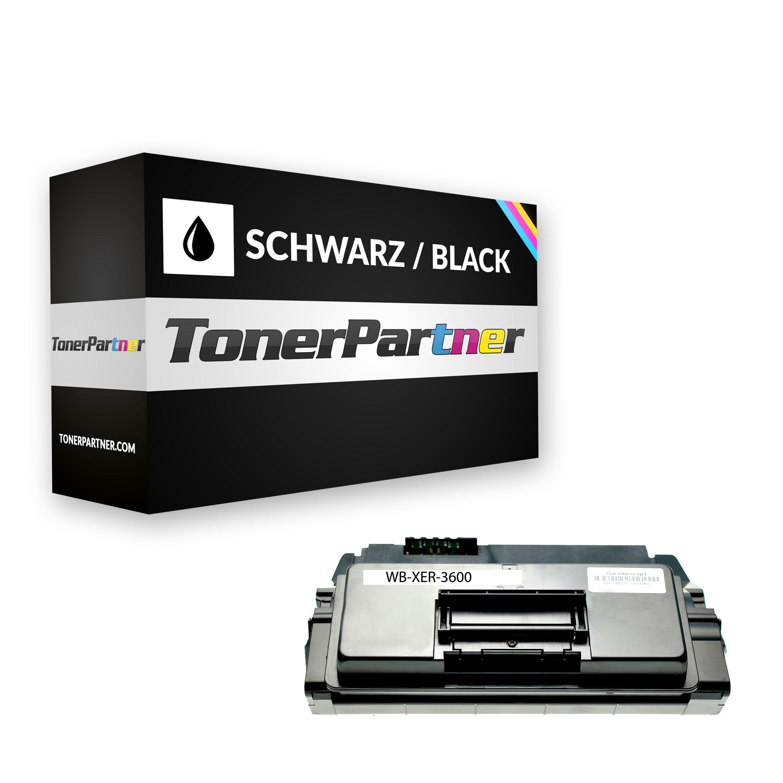 Kompatibel zu Xerox 106R01370 Toner schwarz
