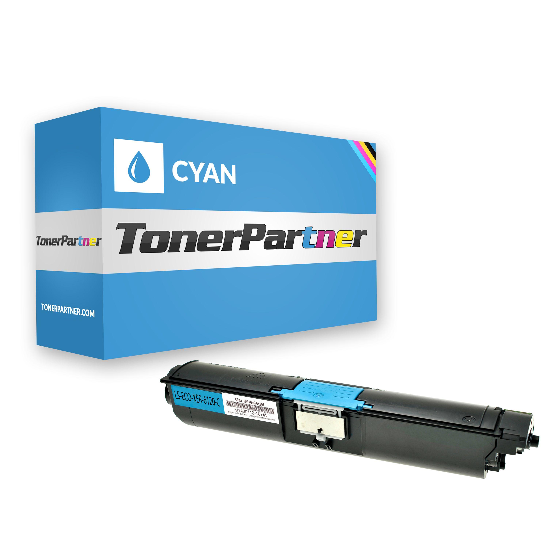 Kompatibel zu Xerox 113R00693 / Phaser 6120 Toner cyan