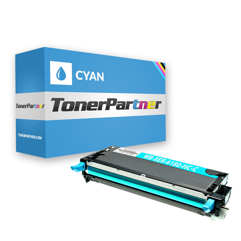 Kompatibel zu Xerox 113R00723 / Phaser 6180 Toner cyan