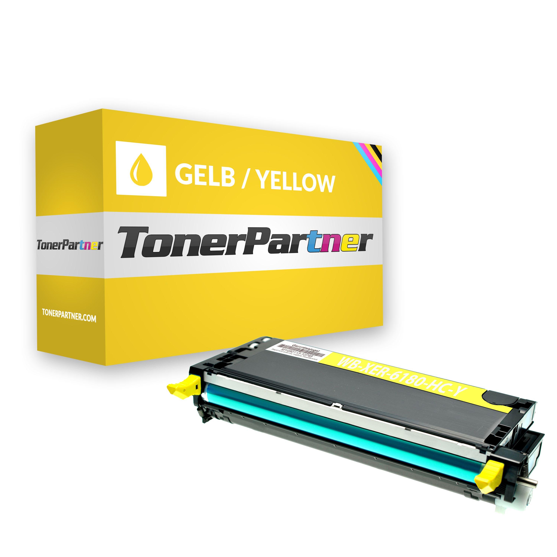 Kompatibel zu Xerox 113R00725 / Phaser 6180 Toner gelb