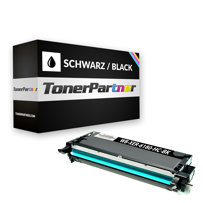 Kompatibel zu Xerox 113R00726 / Phaser 6180 Toner schwarz