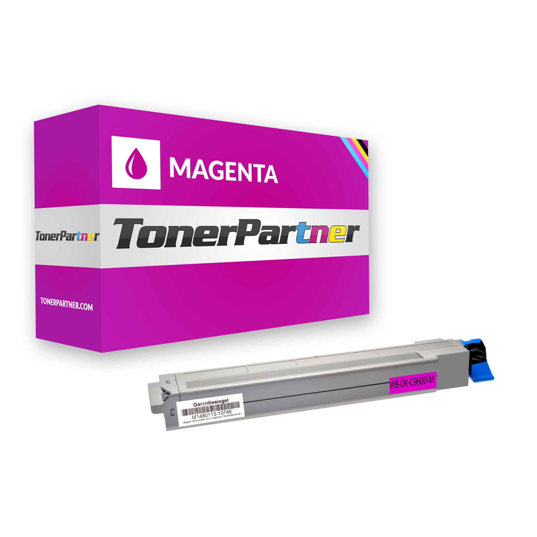 TonerPartenaire OKI 42918914 Toner magenta