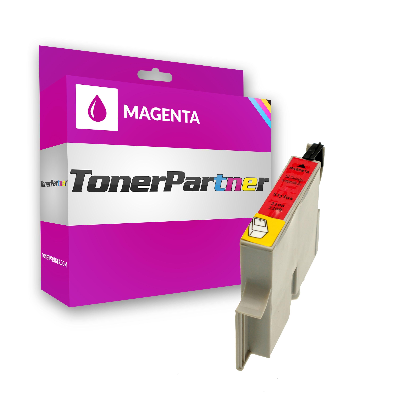 Kompatibel zu Epson C13T03434010 / T0343 Tintenpatrone Magenta