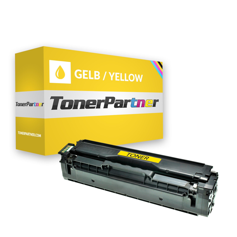 Kompatibel zu Samsung CLT-Y 504 S/ELS / Y504 Tonerkartusche gelb