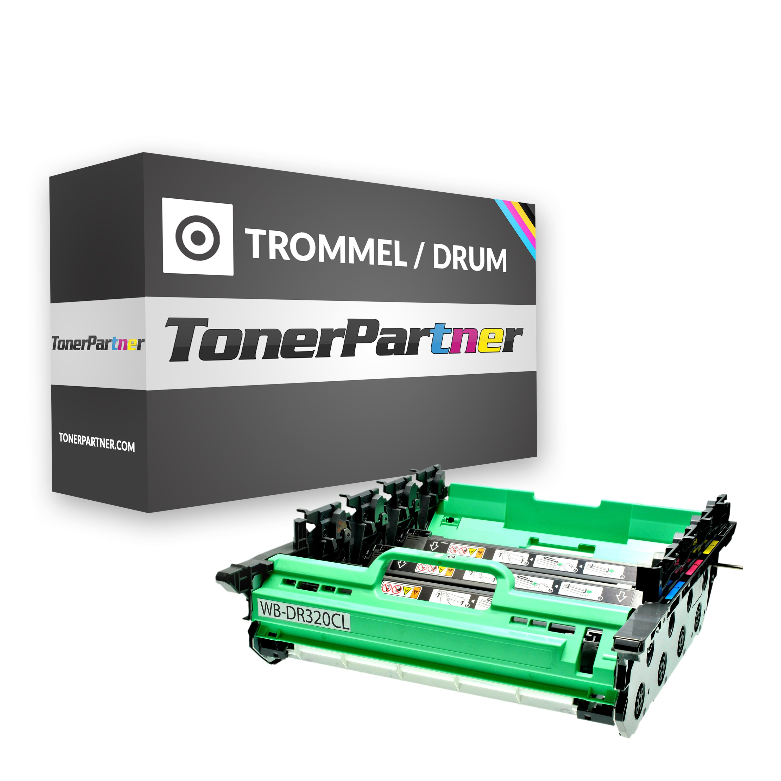 Kompatibel zu Brother DR320CL Trommel