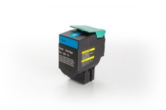 Compatible to Lexmark C540H1CG Toner cyan