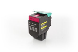 Compatible to Lexmark C540H1MG Toner magenta