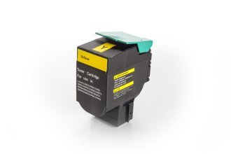 Compatible to Lexmark C540H1YG Toner yellow