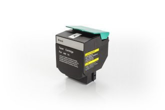Kompatibel zu Lexmark C544X1KG Toner Schwarz