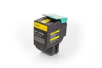 Alternativo a Lexmark C544X1YG Tóner amarillo