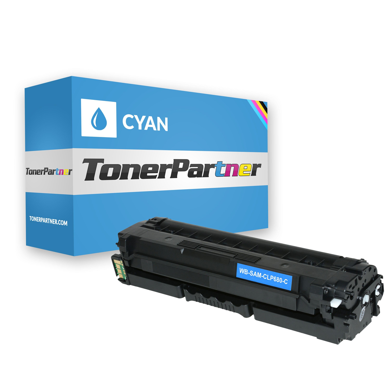 Kompatibel zu Samsung CLTC506L/ELS / C506 Tonerkartusche cyan