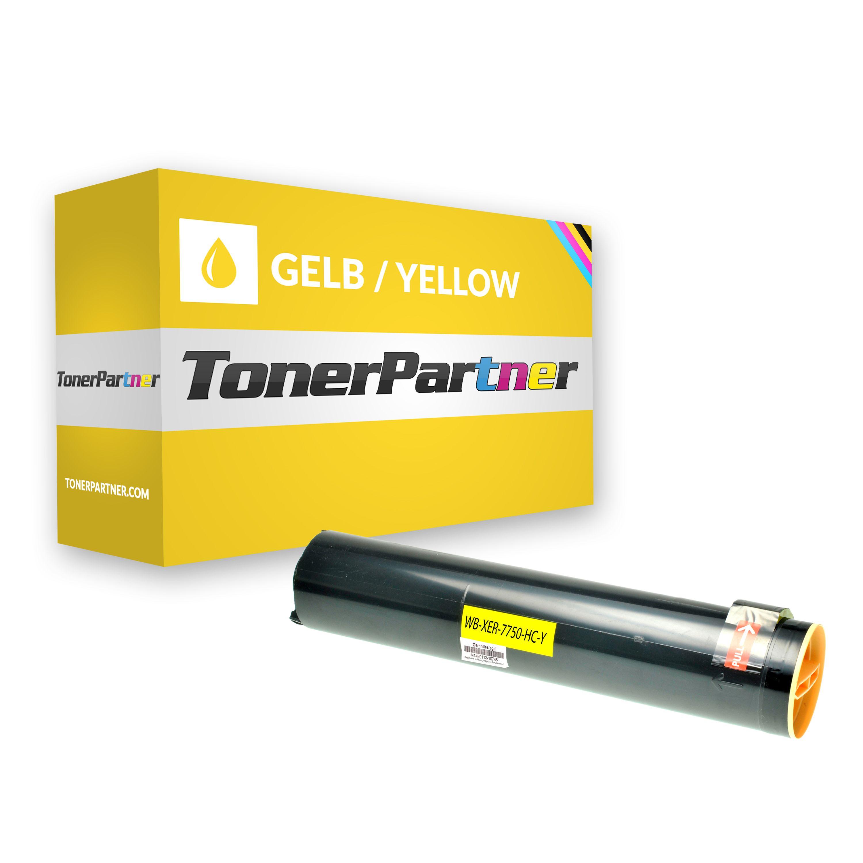 Kompatibel zu Xerox 106R00655 Toner gelb