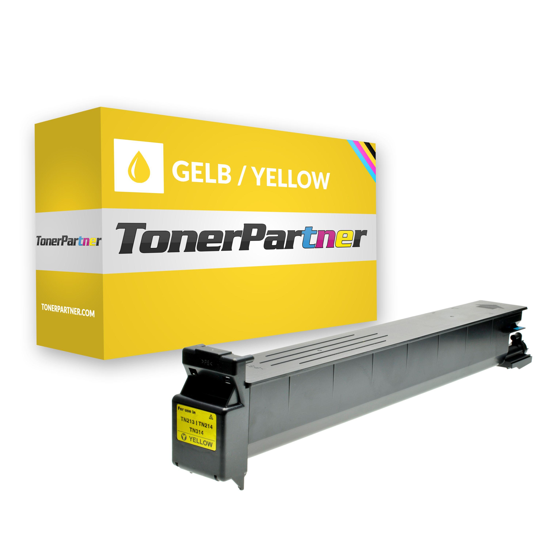 Kompatibel zu Konica Minolta A0D7252 / TN-213 Y Toner gelb