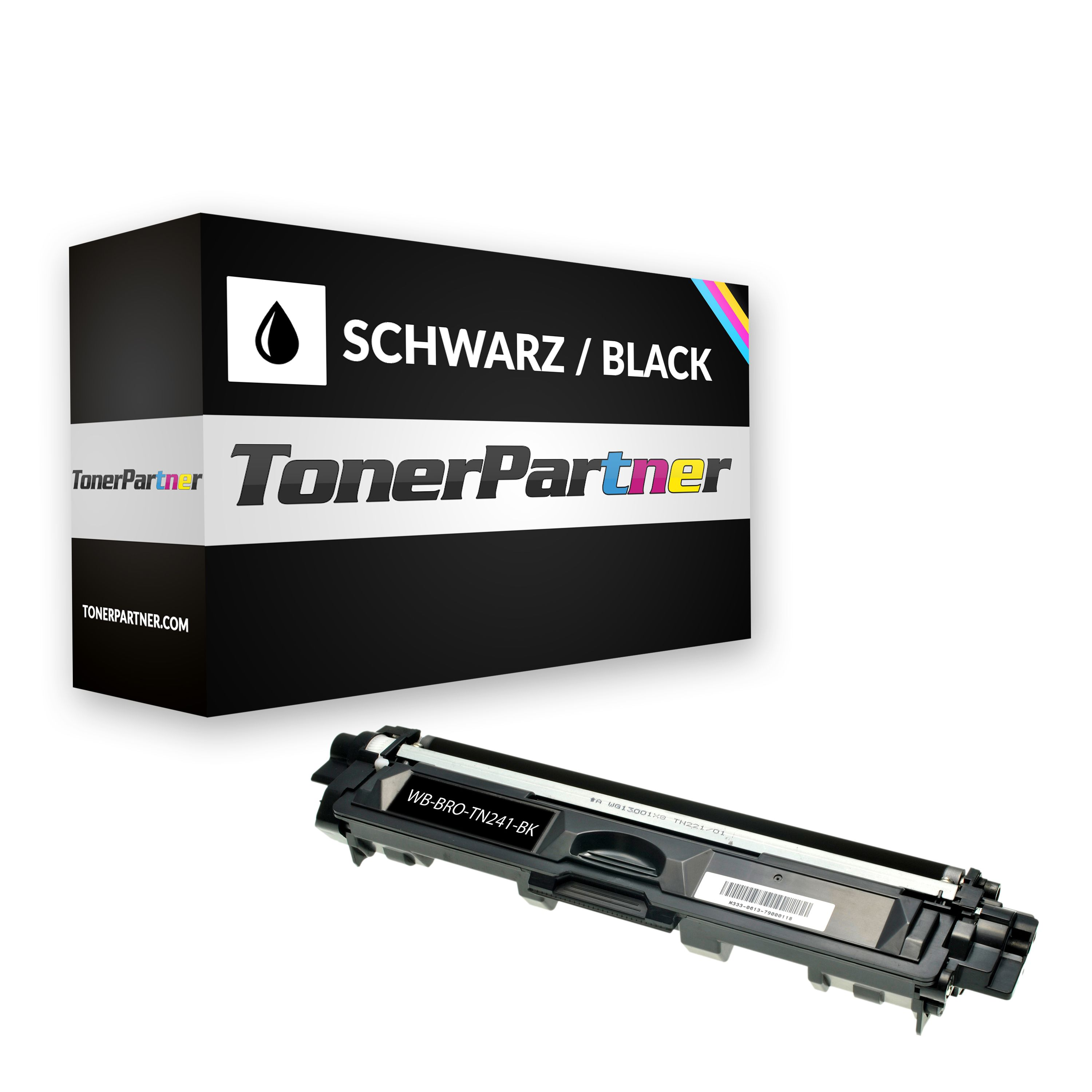 Kompatibel zu Brother TN-241BK Toner schwarz