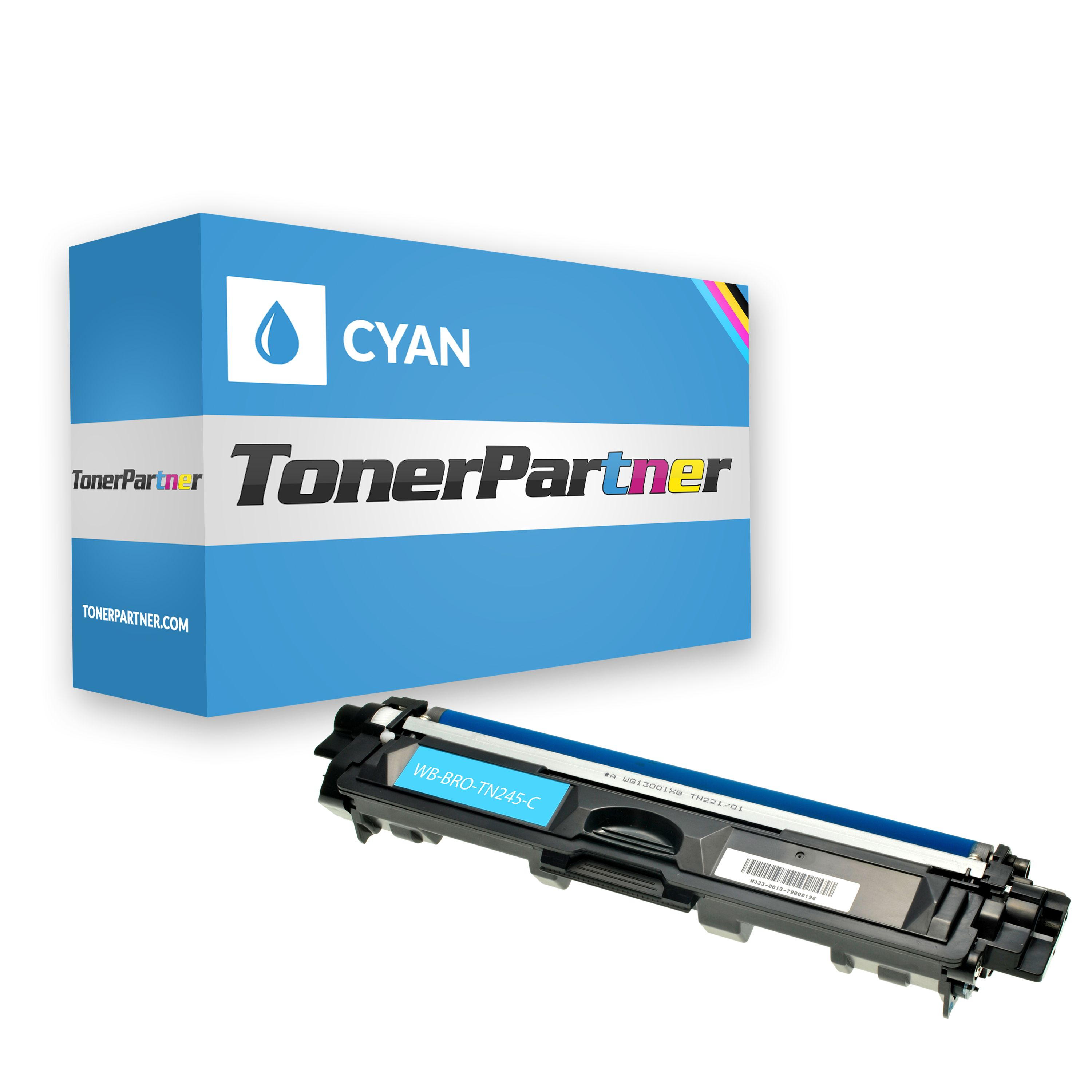 Kompatibel zu Brother TN-245C Toner cyan