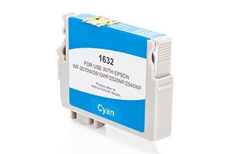 Compatible to Epson C13T16324010 / 16XL Ink cartridge cyan
