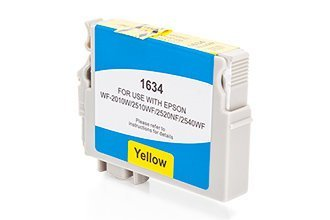 Compatible to Epson C13T16344010 / 16XL Ink cartridge yellow