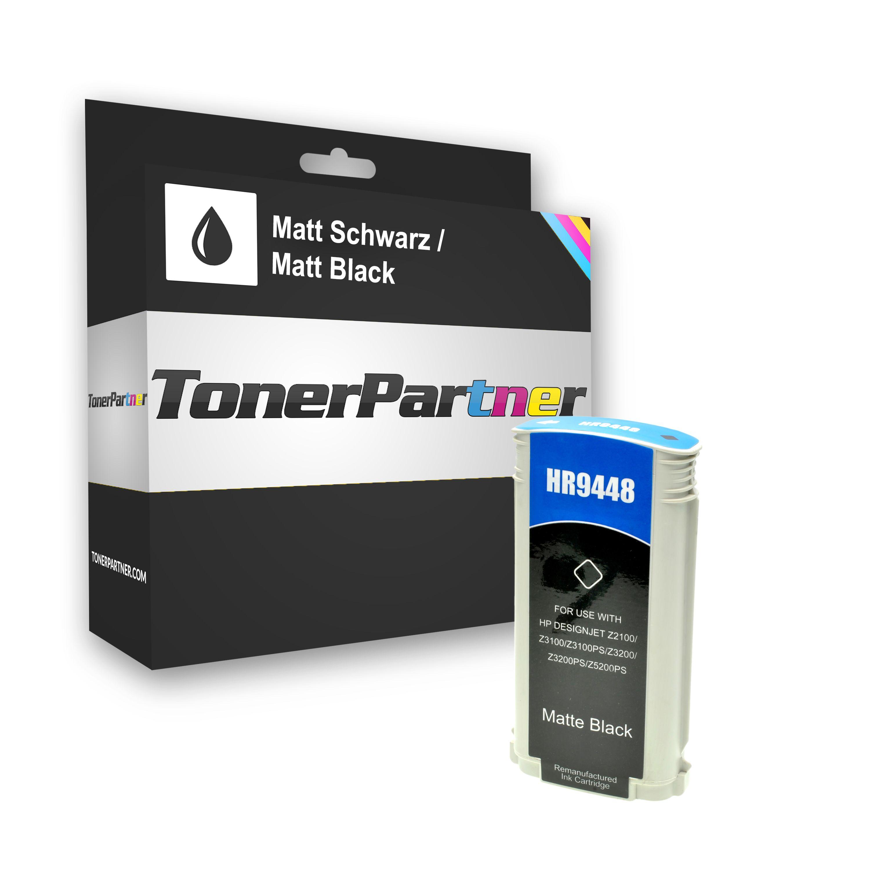 Kompatibel zu HP C9448A Tintenpatrone schwarz matt
