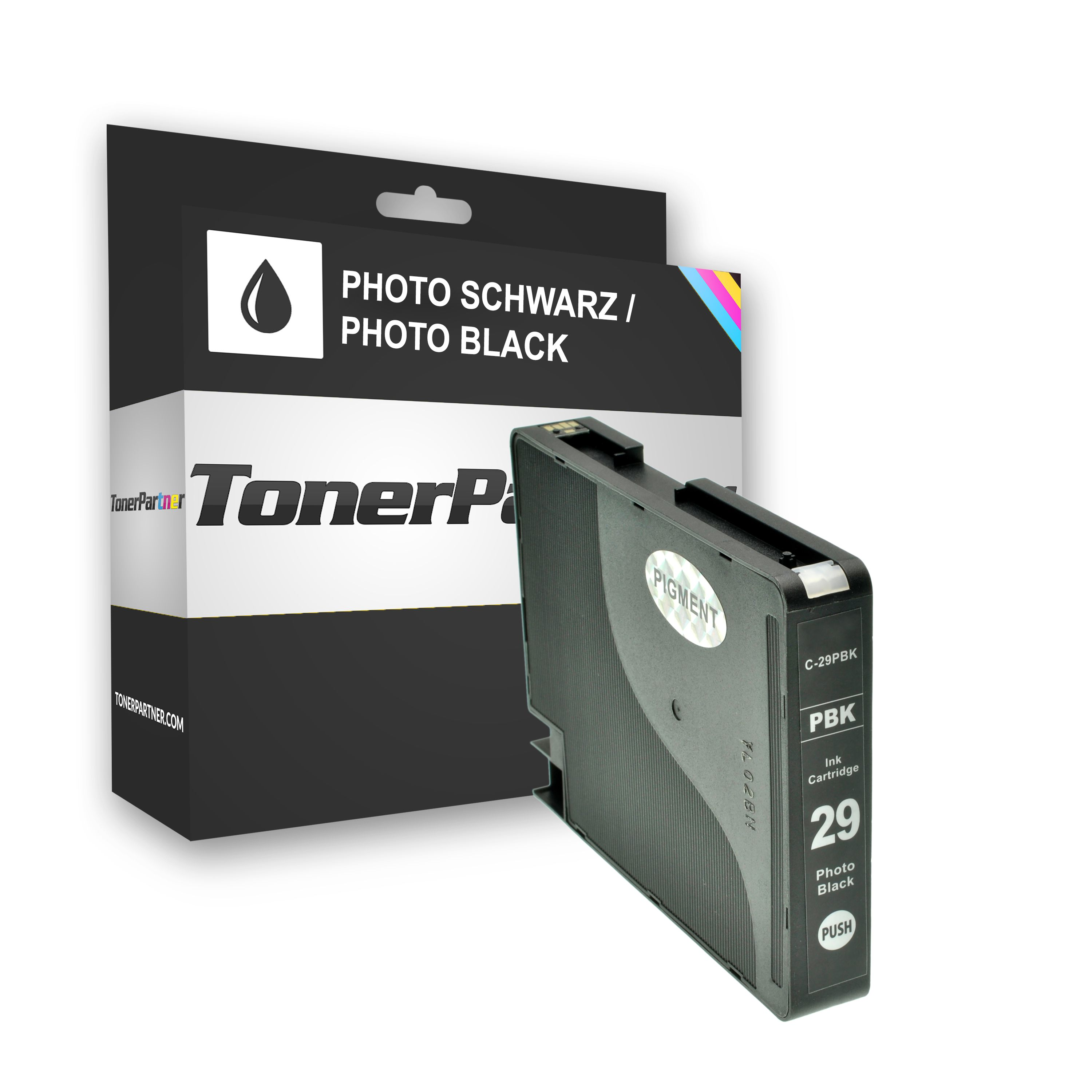 Compatible to Canon 4869B001 / PGI29PBK Ink cartridge black