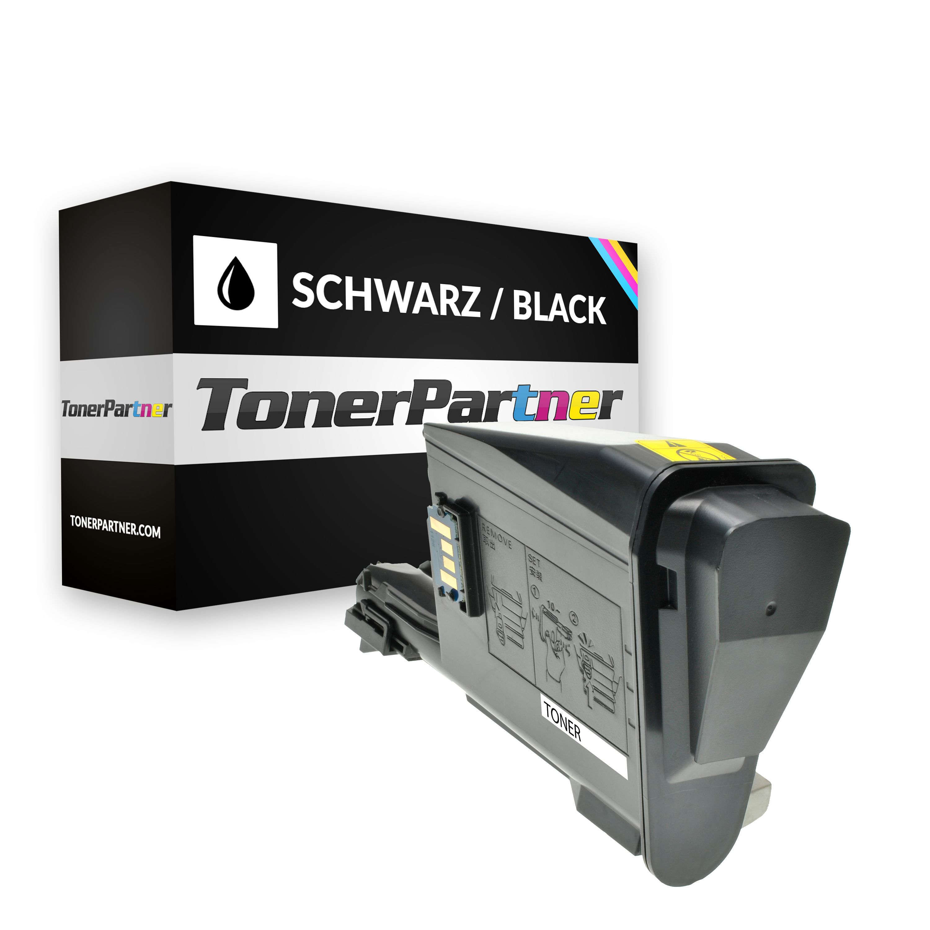 Compatible to Kyocera 1T02M70NL0 / TK1125 Toner black
