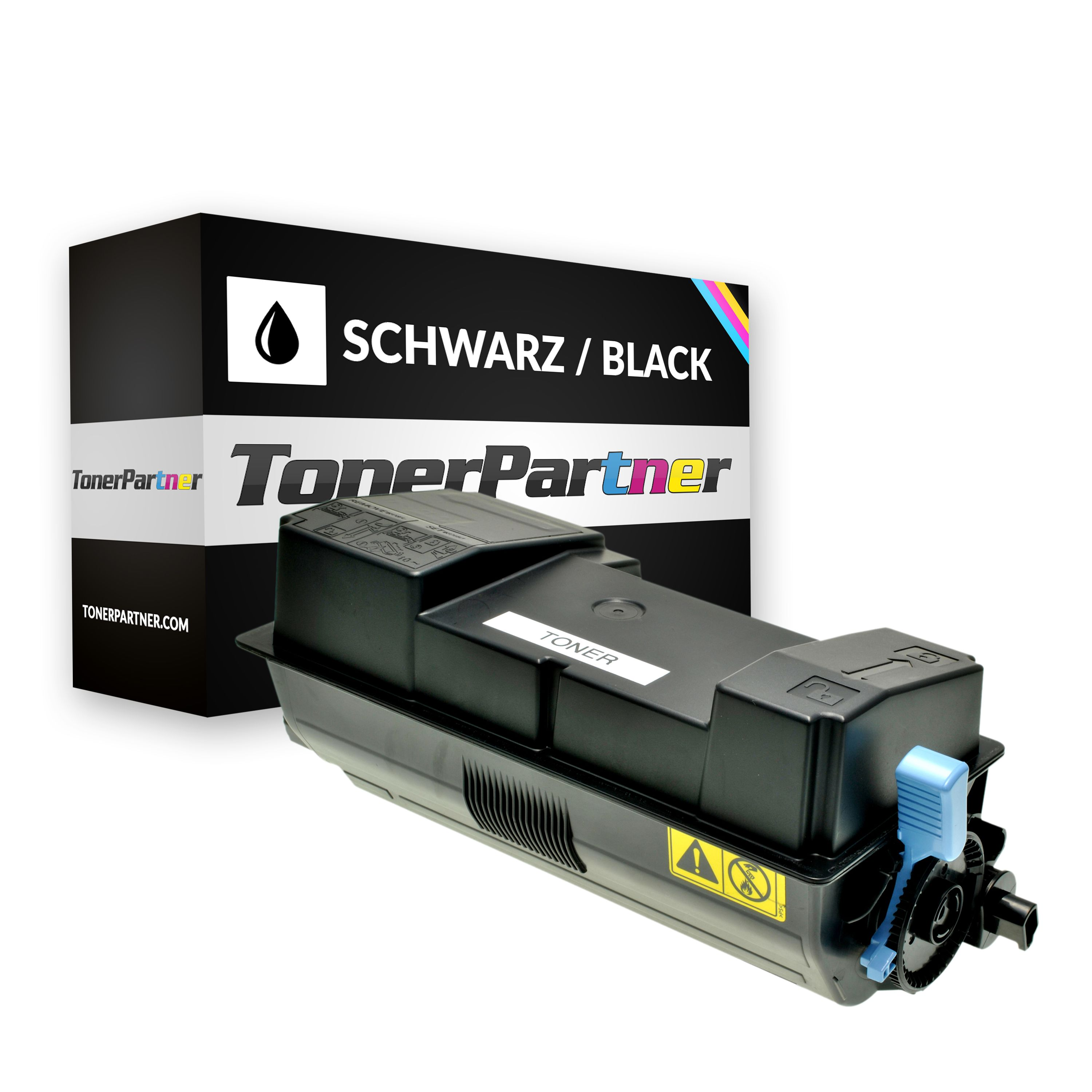 Compatible to Kyocera 1T02LV0NL0 / TK3130 Toner black